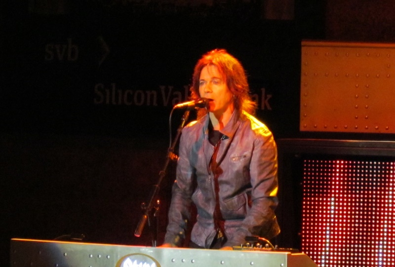 Lawrence Gowan with STYX
