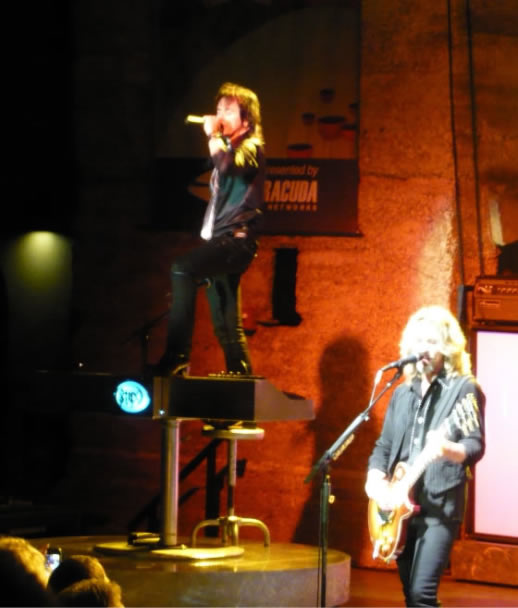 STYX Rocks the House with RECEPTOR In Tow