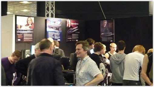 Muse Research at Musikmesse