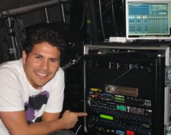 Emmanuel Briceno and his Receptor
