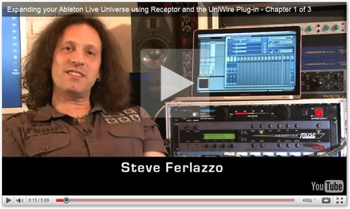 Steve Ferlazzo - Using Receptor and the UniWire Plug-in
