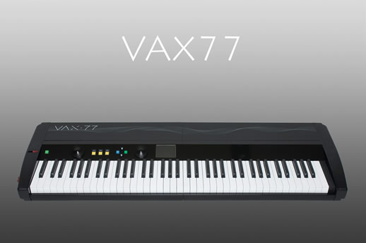 VAX77 High Performance MIDI Controller Keyboard