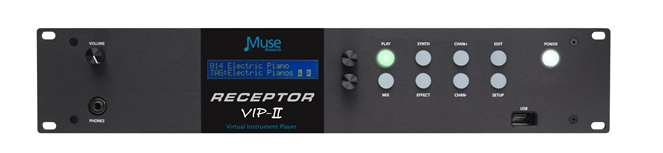 RECEPTOR VIP2: the Ultimate Synth / Sampler - 