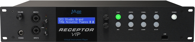 RECEPTOR VIP: the Ultimate Synth / Sampler - 